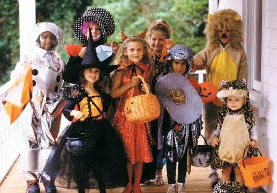 Consejos de seguridad para celebrar Halloween con niños