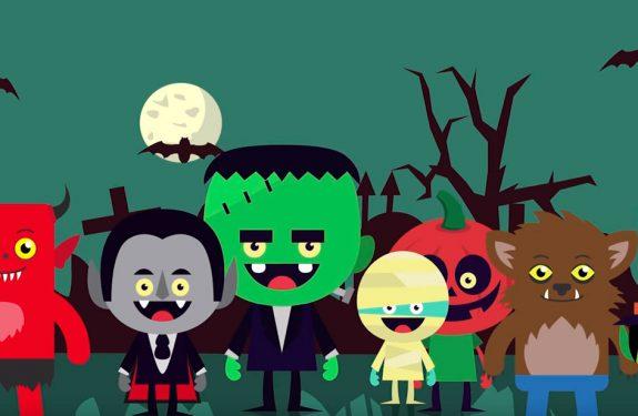 Cuento de Halloween