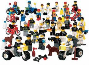 Juguetes de Lego Reyes 2015