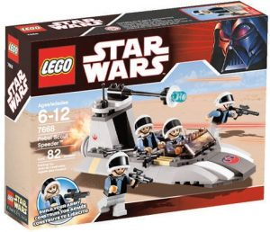 Juguetes Star Wars Lego para Reyes 2015