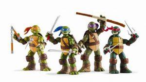 Juguetes Tortugas Ninja Reyes 2015