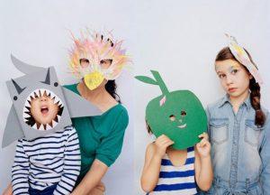 Máscaras para Halloween