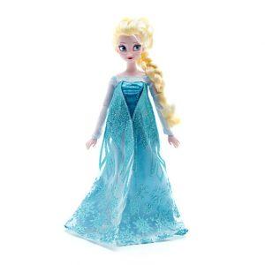Princesa Elsa de Frozen Navidad 2015