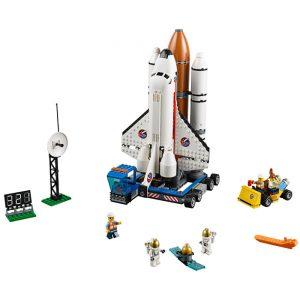 Puerto Espacial Lego para Navidad 2015