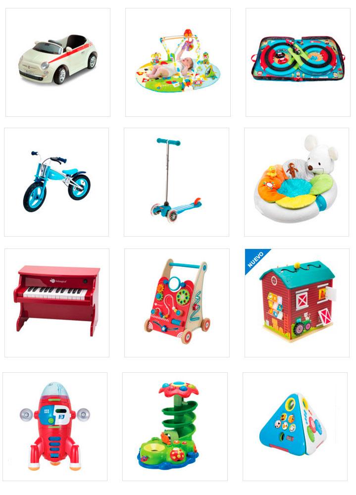 Juguetes Imaginarium para bebés y niños