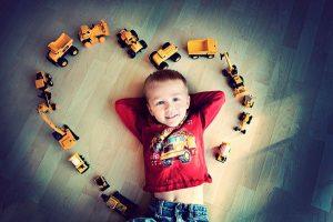 Los mejores juguetes para niño