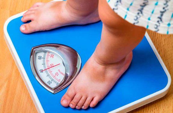 Recomendaciones para controlar el peso de los niños