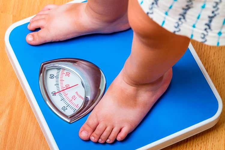 Consejos para mantener a los niños en el peso ideal