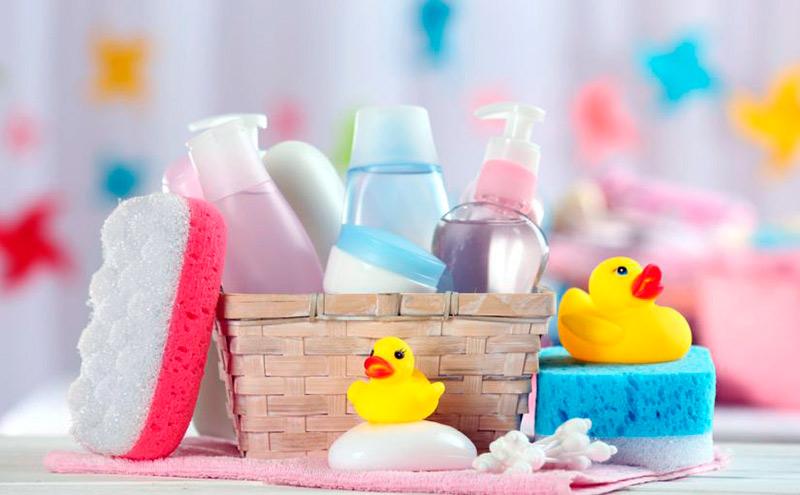 accesorios necesarios para el ba o del beb art culos