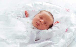 Habitación segura para el bebé