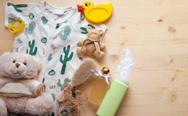 Accesorios para bañar al bebé
