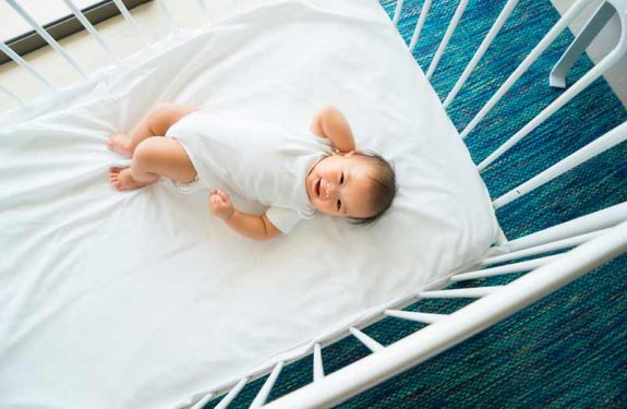 Recomendaciones para organizar la habitación del bebé