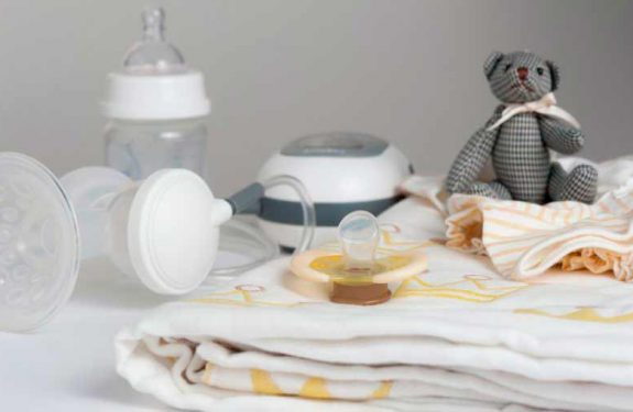 ¿Cuándo preparar las cosas del bebé?