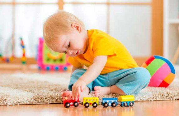 Importancia de la estimulación temprana