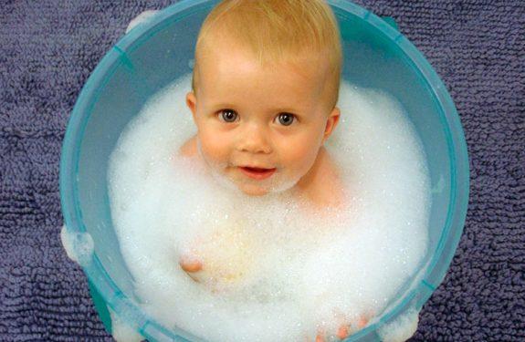 Cada cuánto tiempo debo bañar al bebé