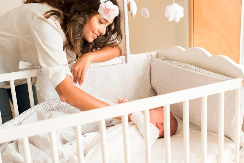 Los muebles necesarios para la habitación del bebé