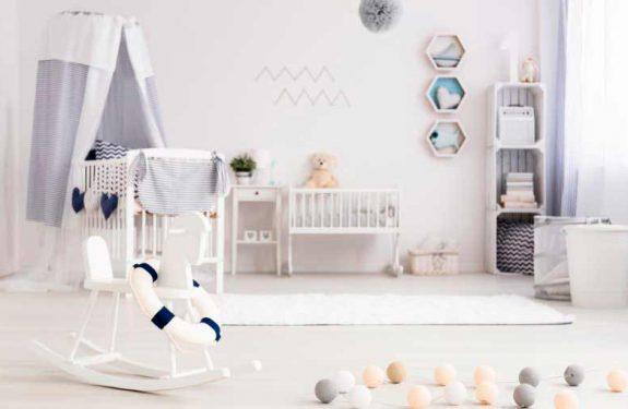 Consejos tiles para preparar la habitaci n del beb - Muebles para la habitacion del bebe ...