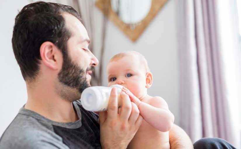 vitaminas para las ganas de comer para bebes