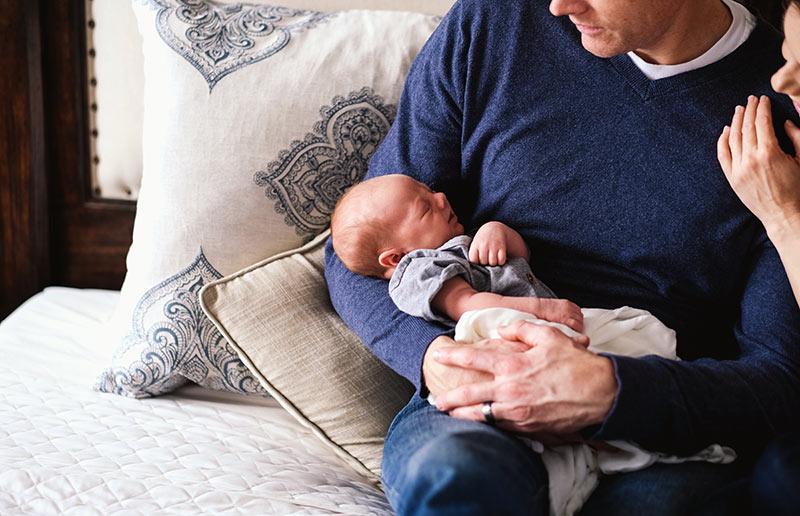 Cómo dormir al bebé