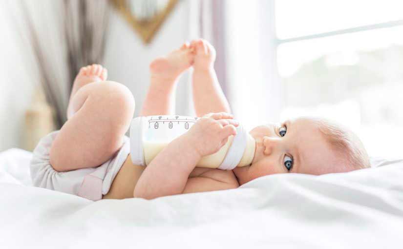 Claves para alternar la lactancia materna y la lactancia artificial