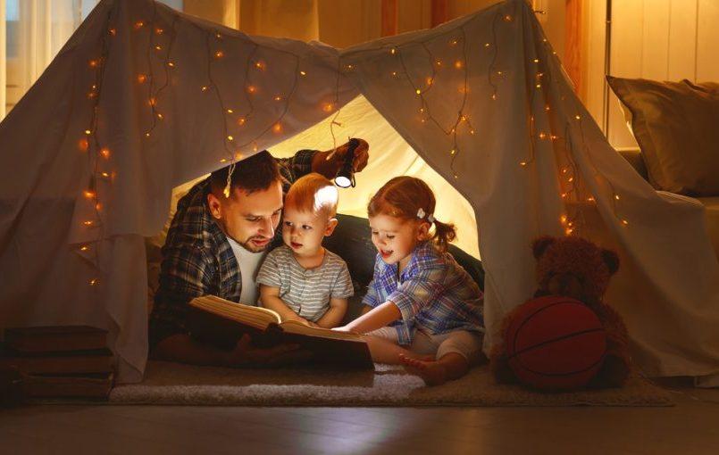 Consejos para quitar el miedo a la oscuridad en niños