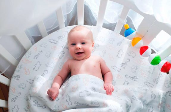 Cuándo cambiar al recién nacido de cuarto