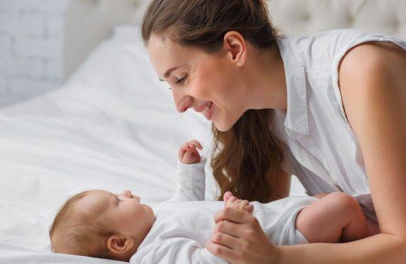 ¿Cuándo hablan los bebés?