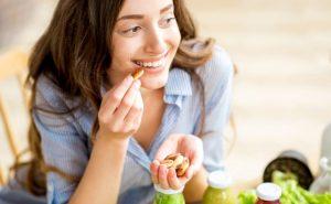 Alimentación recomendada para madres lactantes