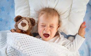 ¿Por qué lloran los bebés?