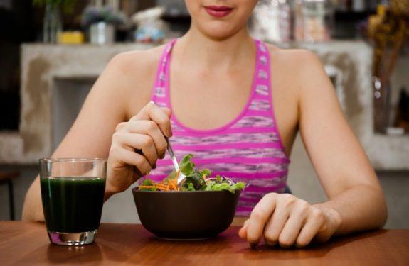 Hacer dieta durante la lactancia