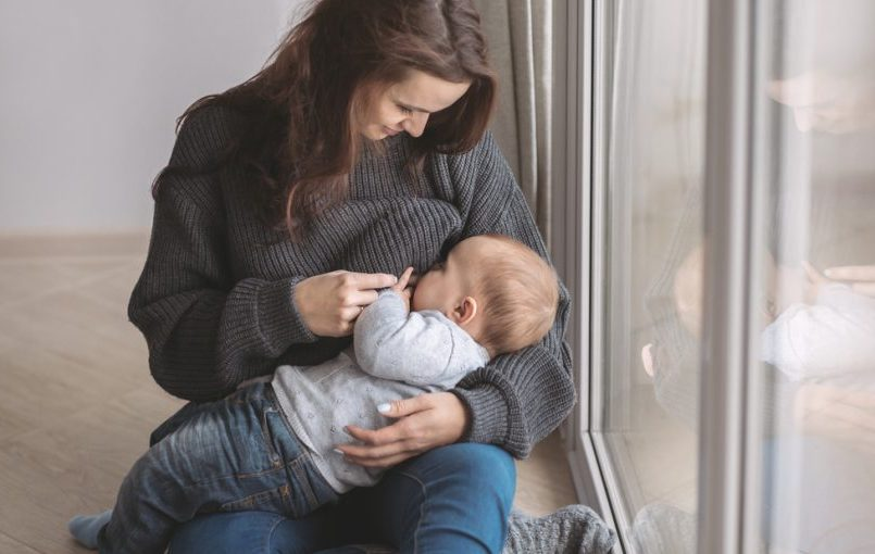Errores frecuentes al empezar con la lactancia materna