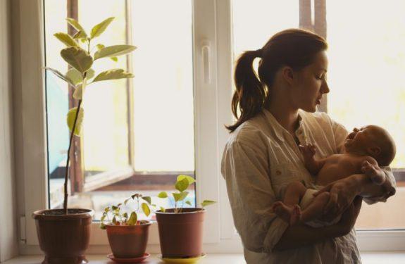 Trucos para aliviar el llanto del bebé