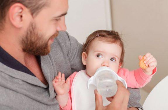 Dieta para bebés estreñidos