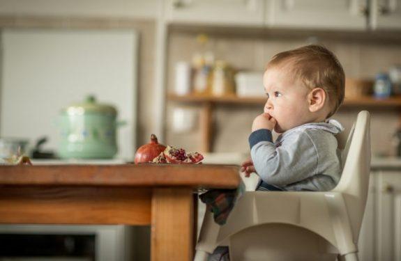 Alimentación para bebés estreñidos