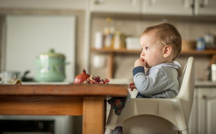 Alimentos que pueden provocar estreñimiento en los bebés