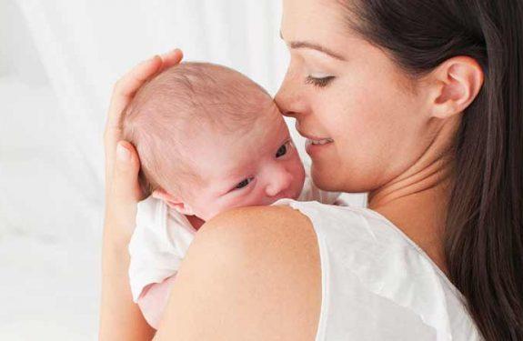 ¿Por qué se producen los cólicos del bebé?