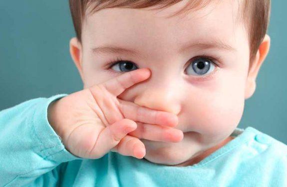 Trucos caseros para aliviar la congestión nasal del bebé