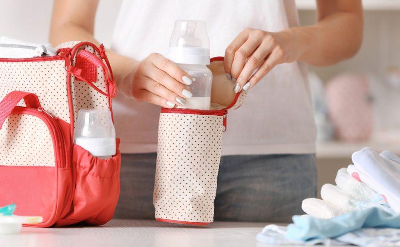 Cómo elegir el biberón y la tetina adecuados para el bebé