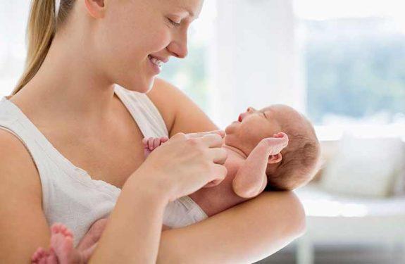 Qué hacer ante los cólicos del lactante