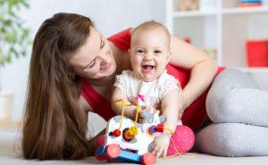 ¿Por qué es bueno estimular al bebé?