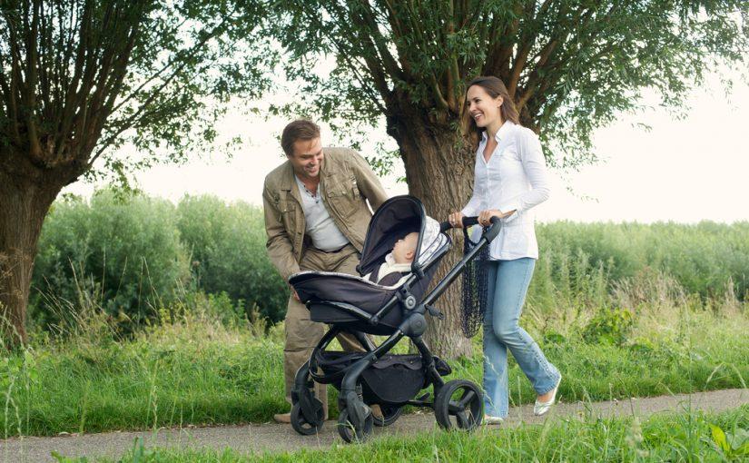 Recomendaciones para salir a pasear con tu bebé cada día