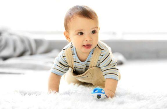 Consejos para saber dónde poner al bebé en casa