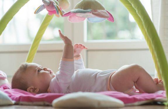 Ejercicios para estimular la memoria del bebé