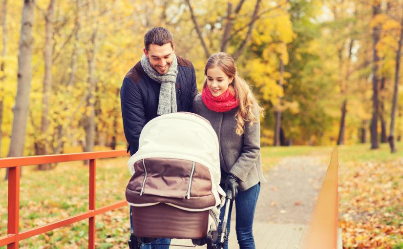 Los accesorios que debes llevar en el paseo diario del bebé