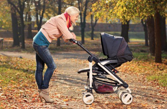 Consejos para pasear al bebé cada día