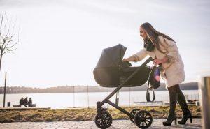 Beneficios del paseo para el bebé