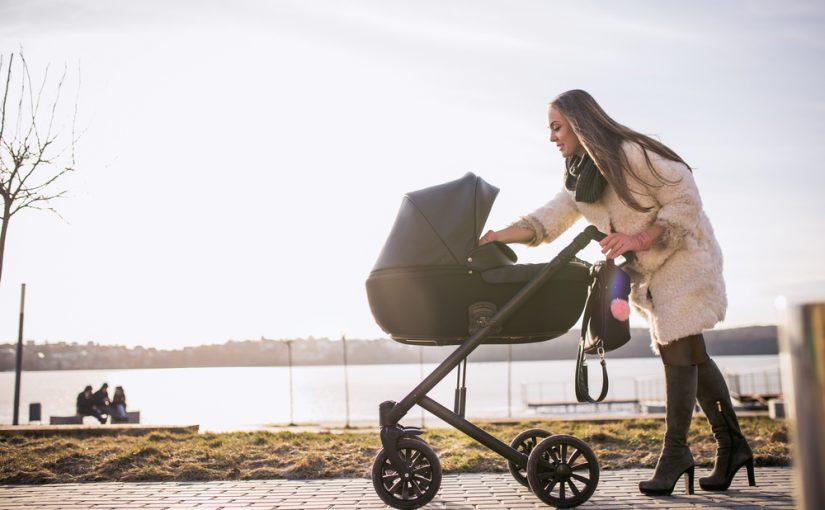 Los beneficios del paseo para el bebé