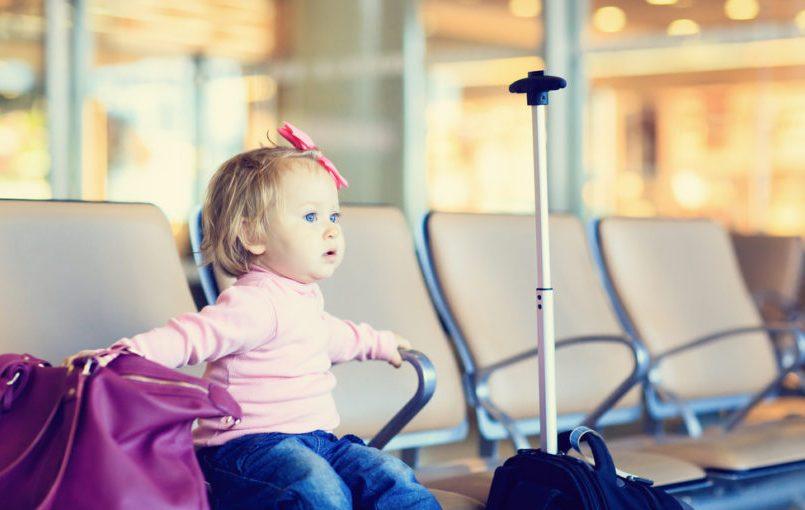 Recomendaciones para viajar con el bebé a otros países