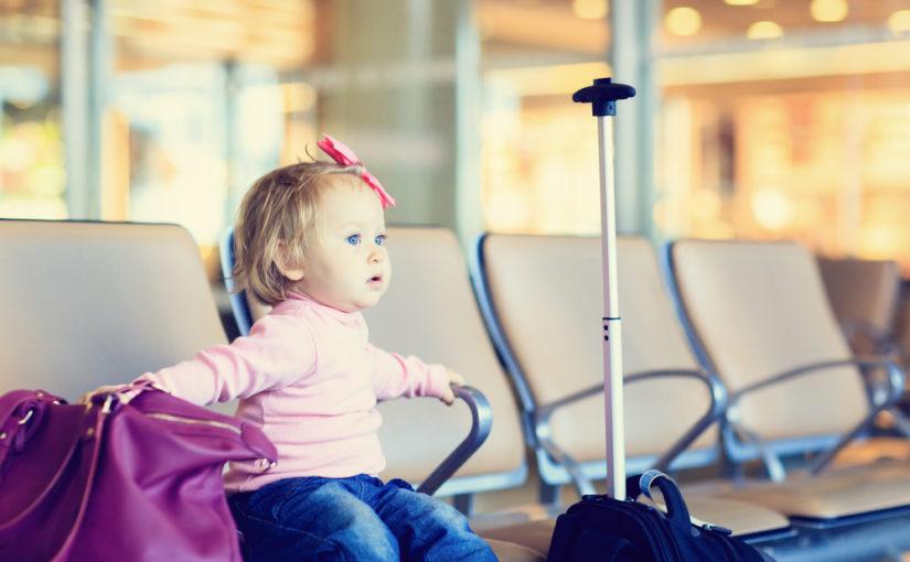 6 errores que no debes cometer si viajas al extranjero con tu bebé
