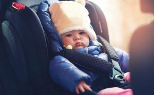 Consejos para viajar en coche con el bebé